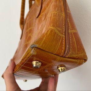 Bags - Vintage Croc Hand Bag